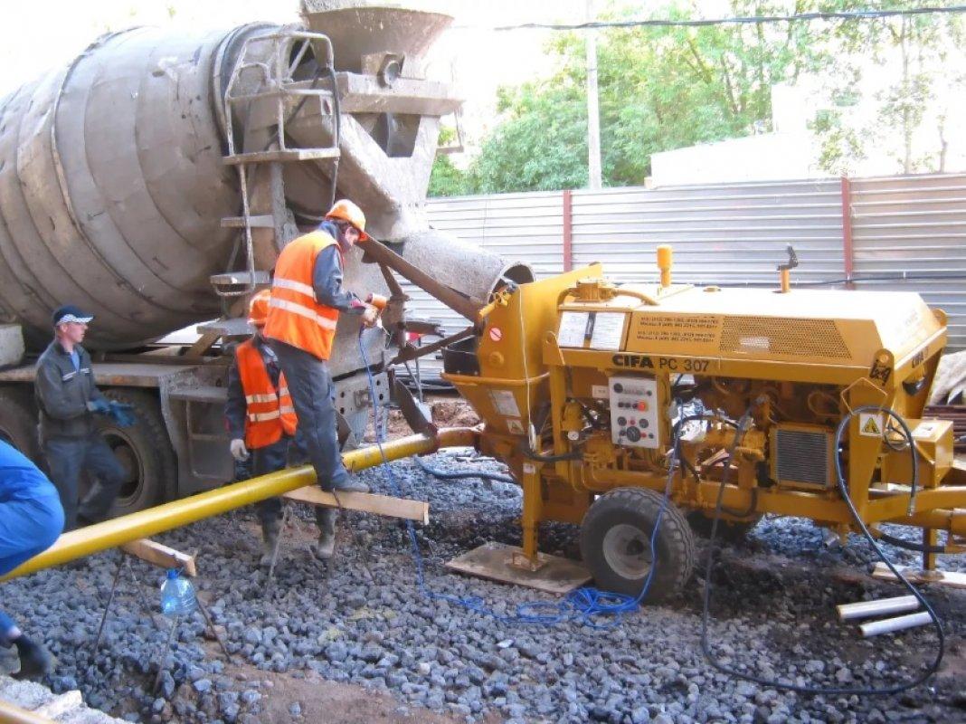 Заказ бетона в дербенте заказать бетон в железногорске